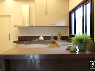 Cozinha por Arquiteta Bianca Monteiro Minimalista