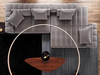 de Shelter ® Fireplace Design Moderno