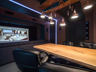 Smart-шоурум Atmosferoom: Медиа комнаты в . Автор – Atmosferoom