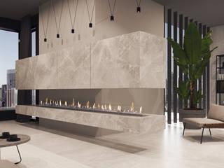 من Shelter ® Fireplace Design