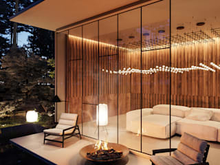 Shelter — Fireplace Design :   por Shelter ® Fireplace Design ,