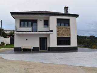 Rehabilitación de vivienda unifamiliar en Silleda de ENKIARQUITECTURA Moderno