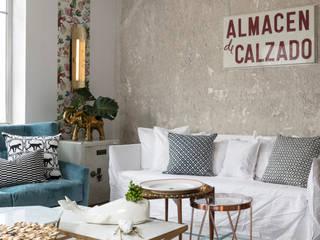 Vivienda : Salones de estilo  de Guille Garcia-Hoz