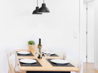 Fotografia comercial de imóvel: Cozinhas  por Ricardo Moura Photography,