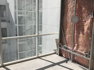 Remodelación y Promoción inmobiliaria de local oficina de Hernandez Pineda Real Estate
