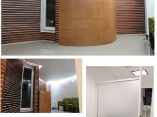 Clínica Hospitales de estilo moderno de 8AM Ingeniería Moderno