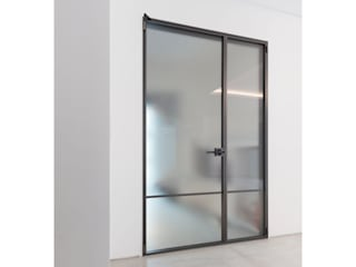 WITHJIS(위드지스) Inside doors Aluminium/Zinc Grey
