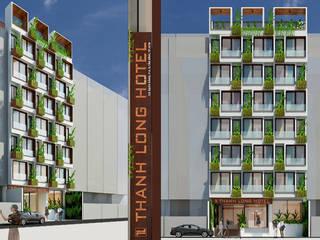 من thiết kế khách sạn hiện đại CEEB حداثي