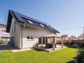 Prefabricated home by FingerHaus GmbH - Bauunternehmen in Frankenberg (Eder), Modern
