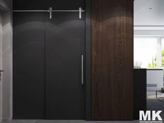 Частная квартира на Данилы Зверева: Коридор и прихожая в . Автор – MK-design studio, Лофт