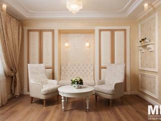 Таунхаус: Гостиная в . Автор – MK-design studio, Классический