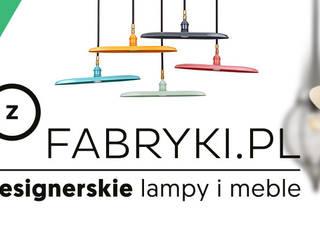 zFABRYKI.PL - designerskie lampy i meble: styl , w kategorii  zaprojektowany przez zFABRYKI.PL