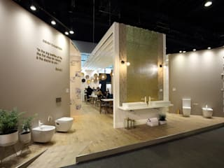 Melissa vilar Minimalist style bathrooms