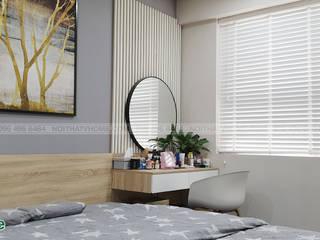 Công ty CP tư vấn thiết kế và xây dựng V-Home 臥室配件與裝飾品