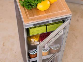 Ein richtig gut organisierter Arbeitsplatz für die Küche:   von VanDeBord GmbH