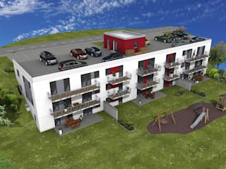 Immoservice Knopf Modern Houses