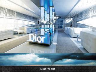 Dior Yatch by Deev Design Modern