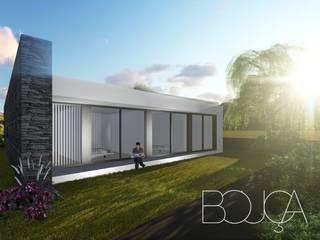 House in Quintãs: Casas unifamilares  por Sérgio Bouça ,Moderno