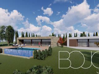 JJ Villa Casas modernas por Sérgio Bouça Moderno