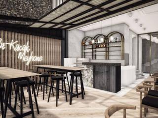 ofisvesaire  – bi' küçük meyhane :  tarz Yeme & İçme