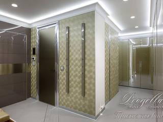 Квартира в современной стилистике: Коридор и прихожая в . Автор – Архитектурная студия 'Progettare' ( Проджеттаре)