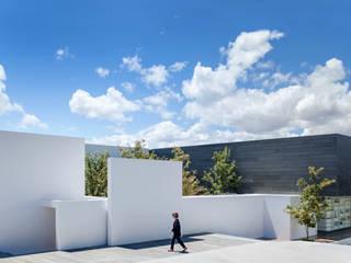 MK House de HW Studio Arquitectos Minimalista
