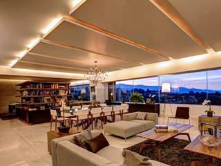 Salas de estar  por Hector Landgrave