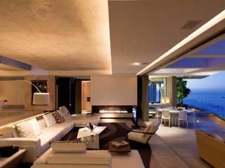 Hector Landgrave Modern living room