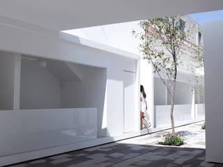 Mercado MC: Restaurantes de estilo  por HW Studio Arquitectos