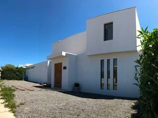 Casa P-99 _ Marbella.: Casas de estilo  por Camps Arquitectura,