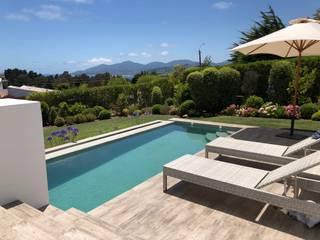 Remodelacion Terraza: Piscinas de jardín de estilo  por Camps Arquitectura,