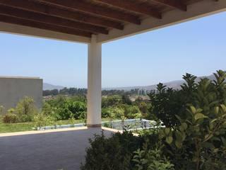 Casa Maitencillo.: Casas unifamiliares de estilo  por Camps Arquitectura,