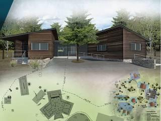 Estacion Biologica San Pedro Martir Estudios y despachos clásicos de Torres Arquitectos Proyecto y Construcción Clásico