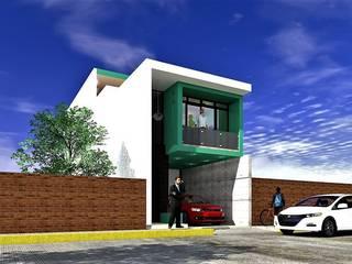Remodelacion Metropolis II Casas minimalistas de MARQ. Arquitectos. Minimalista