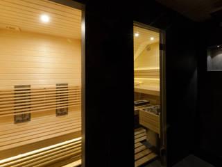 Minimalist bathroom by Safin Minimalist