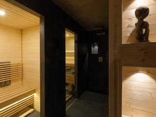 Salle de bain minimaliste par Safin Minimaliste