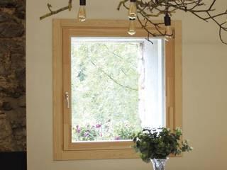 Zuhaizki Вікна & Дверi Windows Масив Дерев'яні