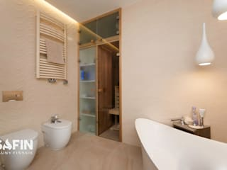 Bathroom by Safin , Modern