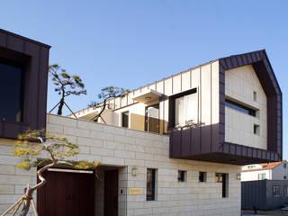 양산시 '다옴재': 성종합건축사사무소의  전원 주택