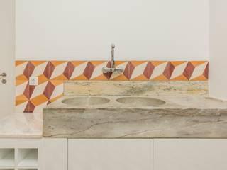 Remodelação de Casa – Inspiração Mediterrânica por Urban Obras
