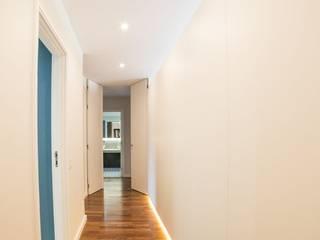 Reabilitação de Apartamento Antigo – Da Década de 70 à Modernidade por Urban Obras