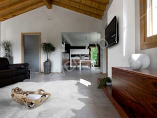 Eversivo Minimalist living room