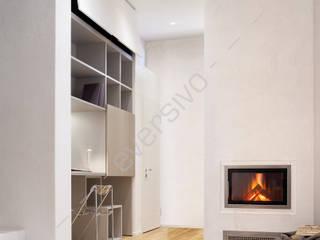Eversivo Minimalist living room White