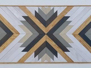 Painéis gemétricos por woodlovers