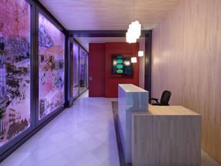 Xmas Arquitectura e Interiorismo para reformas y nueva construcción en Barcelona Locaux commerciaux & Magasin modernes Bois