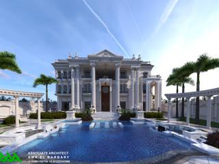 :   تنفيذ Associate Architect Amr Elbarbary