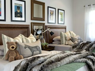 Joseph Avnon Interiors Nursery/kid's room