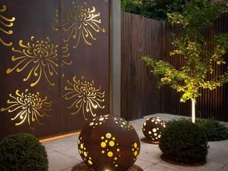 Peças decorativas em Aço Corten ou Aço Pintado:   por AçoDecor