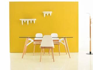 Mesas de comedor de EqHo Moderno