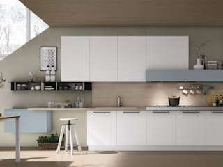 STOSA CUCINE CHILE Built-in kitchens Chipboard